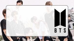 BTS Etiqueta Escolar para Imprimir