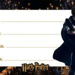 Harry Potter Etiqueta Escolar Personalizada