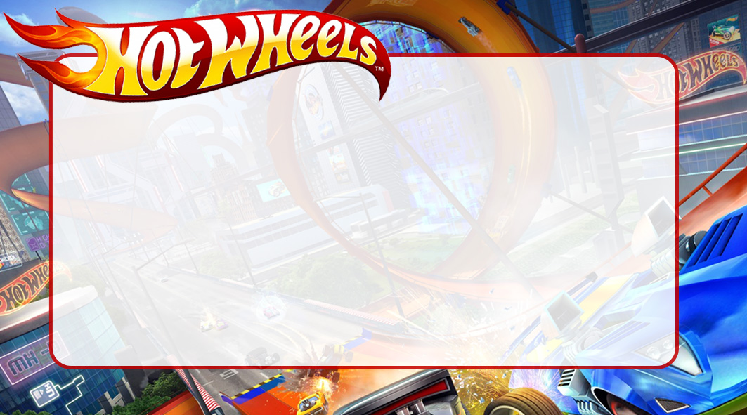 Hot Wheels Etiqueta Escolar para Imprimir