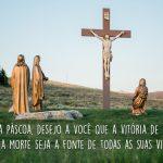 Mensagem de Páscoa Vitória de Jesus