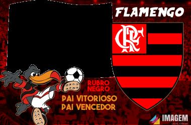 Moldura Digital de Times de Futebol Brasileiro