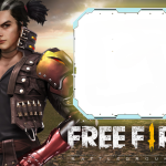 Moldura Free Fire