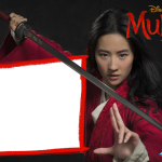 Moldura PNG Mulan