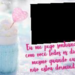 Foto Montagem Dia dos Namorados PNG