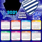 Calendário 2021 CSA Centro Sportivo Alagoano