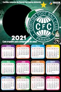 Calendário 2021 Coritiba Futebol Clube
